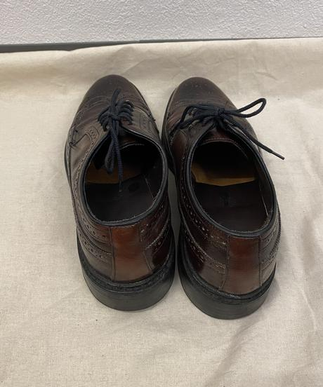 紳士に決めた日の革靴0336