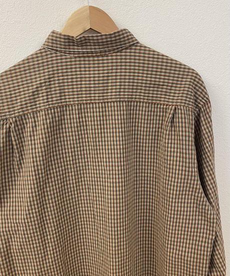 Columbiaのチェックシャツ4075