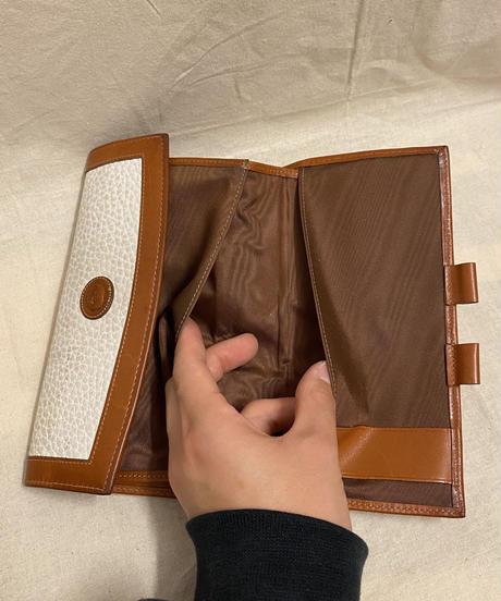 DOONEY&BOURKE White wallet0232