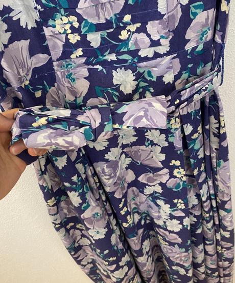 laura ashley( purple)3467