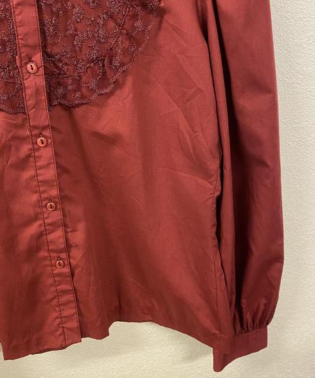 木苺ジャムを作るブラウス3067