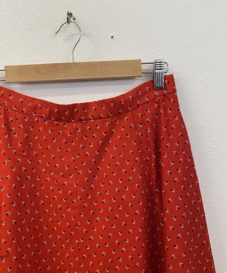真っ赤なイチゴのスカート2799