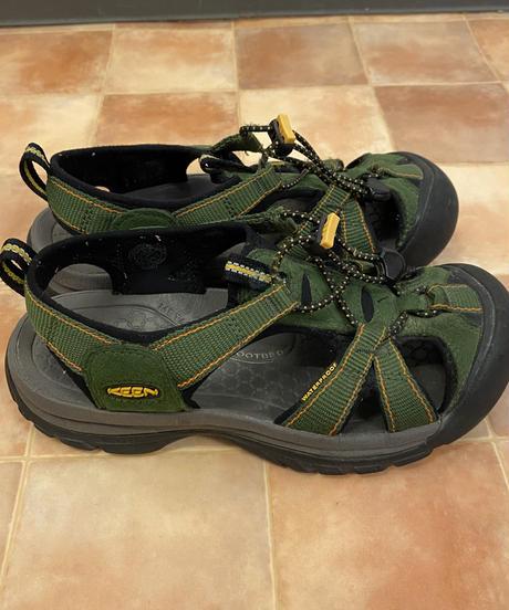 keenサンダル(green)0369