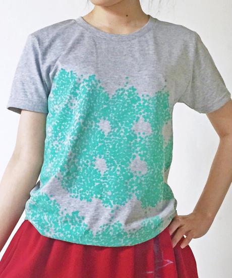 Tシャツ 青山椒( Gray)