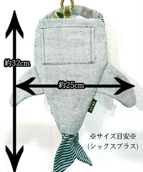 KASEI/カセイ 1512-X221  タタミベリザメシックスプラス  (開運福太郎)