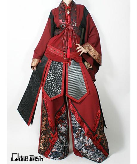 QutieFrash/キューティーフラッシュ 7941-SK  チャイナラップスカート
