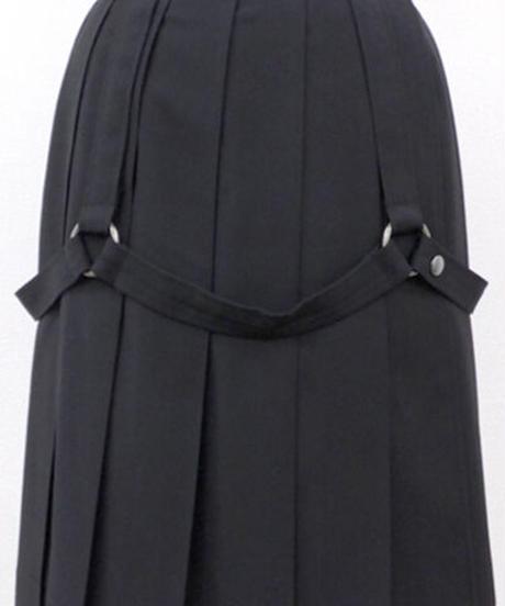 elements,H/エレメンツ,アッシュ 062503P ボンテープリーツスカート【特別価格】