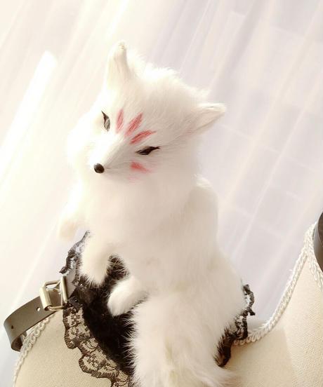 GothicHolic/ゴシックホリック 253 肩乗りお狐様(お化けちゃん)