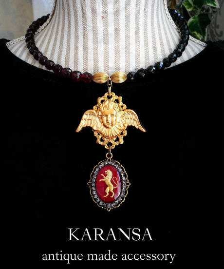 KARANSA  KN-154《天使セラフィム》 ワイヤーネックレス