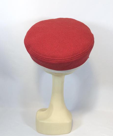 Chapon/シャポン ダブルボタンマリンキャット赤