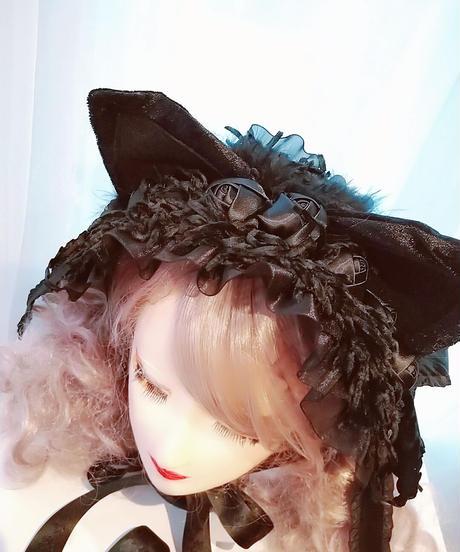 corgi-corgi/コーギーコーギー COA-104 猫耳ヘッドドレス