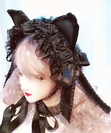 corgi-corgi/コーギーコーギー COA-106 猫耳ヘッドドレス