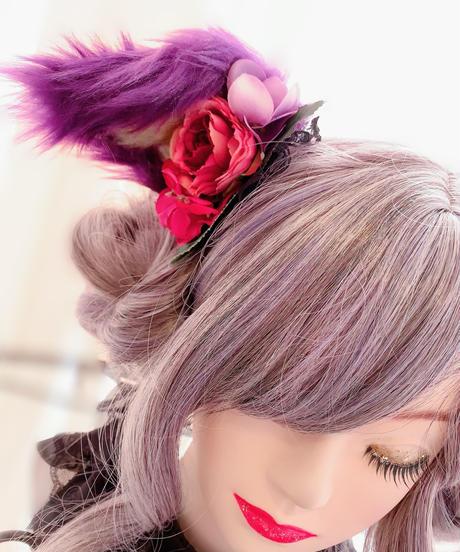 GothicHolic/ゴシックホリック 365 耳クリップ(紫①)