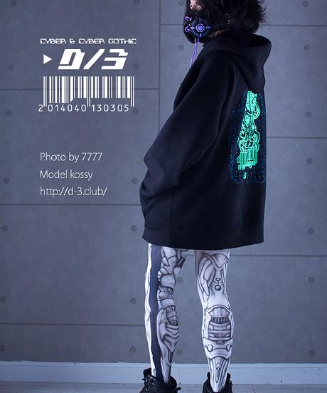 D/3/ディースリー 【TOMA】Bio Cybernetics Animal Tights