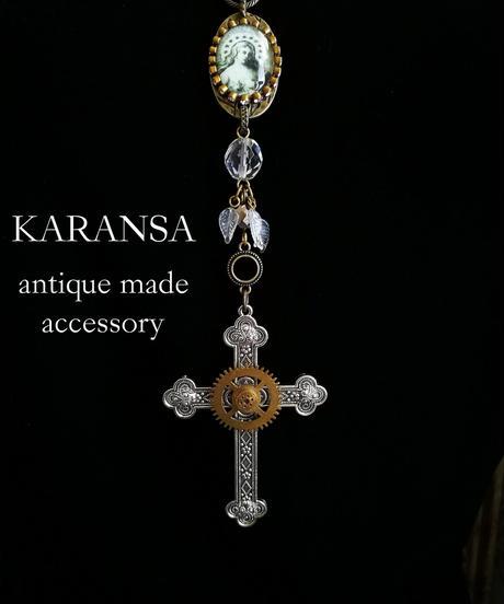 KARANSA/カランサ KN-134 アニマ・クロスネックレス