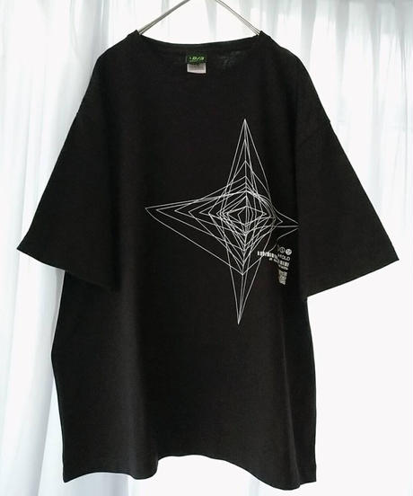 D/3/ディースリー 折り紙 ビッグTシャツ