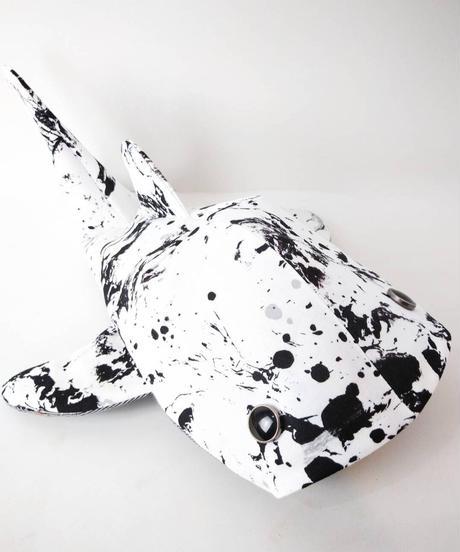 KASEI 1622-X234  ジーンベイザメシックスプラス マーブリング(白)
