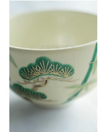 清水焼/抹茶碗