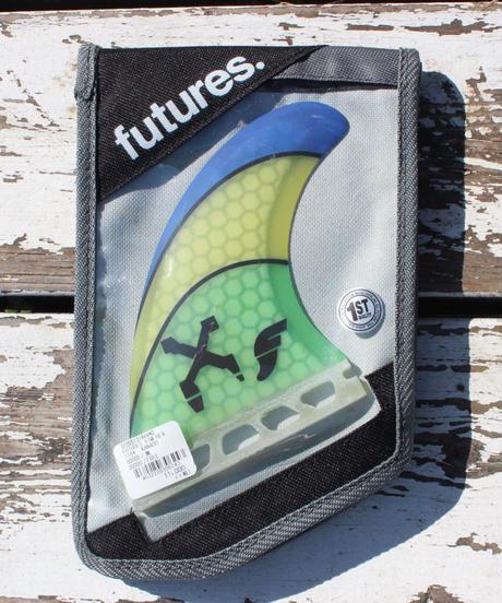 FUTURES FINS  - XANADU RTM-HEX
