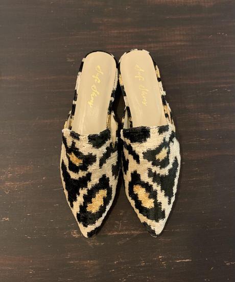 *旅するシューズ*37サイズ ikat shoes