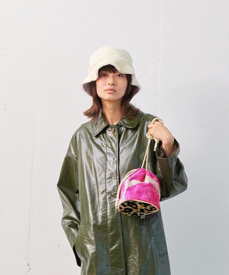 *Addictive Mix Bag*Ikat velvet bag