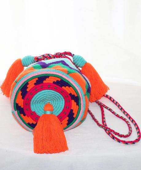 *特別な逸品*WayuuMochilaBag orange