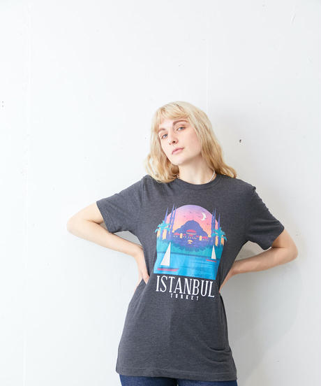 *CITY tee*Istanbul Tee