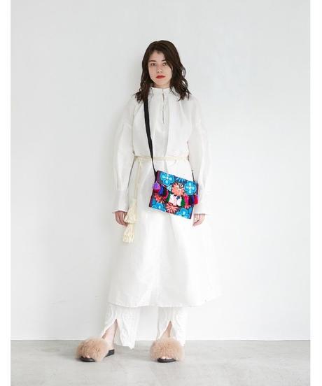 *南米の誘い*embroidery bag