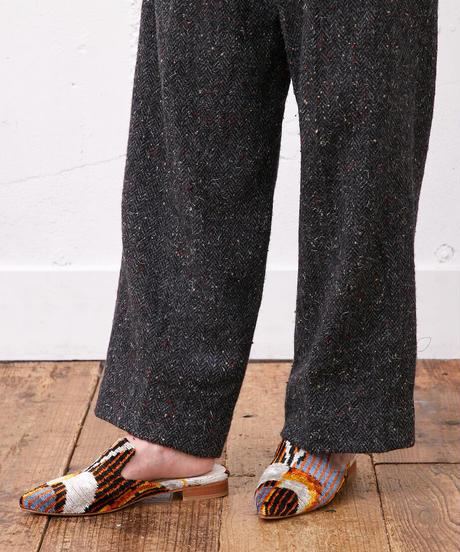 *旅するシューズ*38サイズ ikat shoes