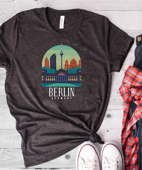 *CITY tee*Berlin Tee