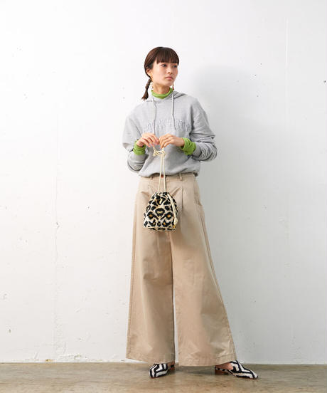 *Addictive Bag*Ikat velvet bag
