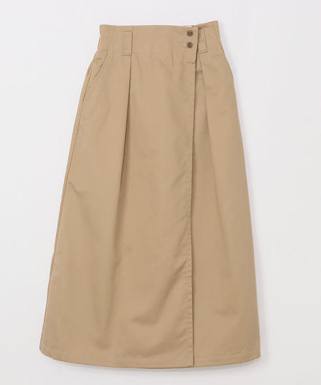 DANTON twill wrap skirts lgs-95023