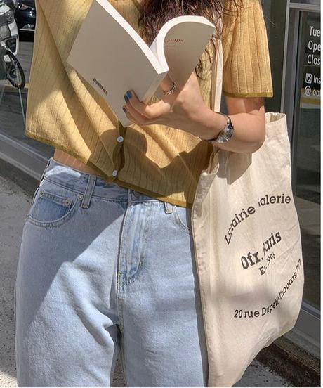Ofr. Paris  tote bag/5color