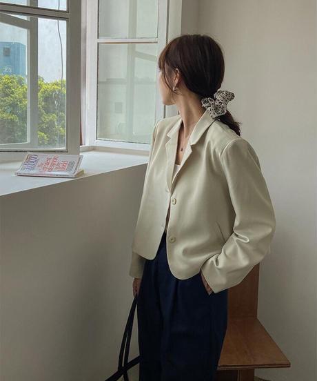 standard short jacket/3color