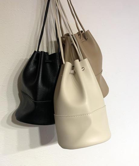mini kinchaku bag/3color