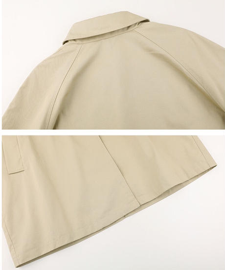 medium trench coat/2color