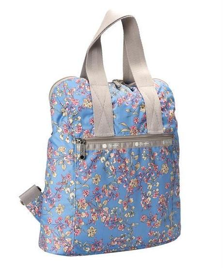 [レスポートサック] lesportsac Everyday Backpack LAELIA SKY 8240 F426 バックパック