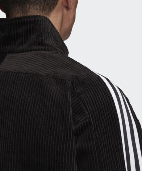 [アディダス] adidas CORDUROY HALF ZIP JACKET コーデュロイ ハーフジップ ジャケット ED6129 メンズオリジナルス