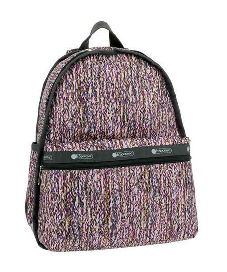 [レスポートサック] lesportsac Basic Backpack SPRINKLE TEXTURE 7812 D972 バックパック