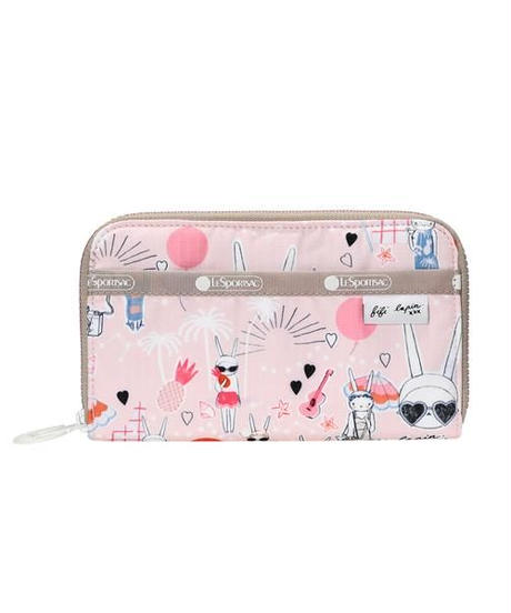 [レスポートサック] lesportsac Lily FIFI POOL PARTY 6506 G621 財布