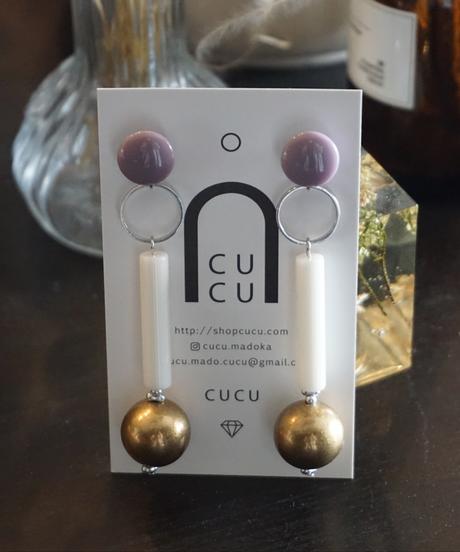 CUCU // ピアス&イヤリング