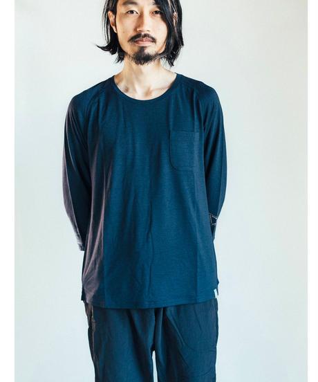 Hiker's T-shirt  (8sleeve) size:S