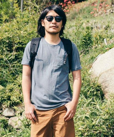 [8/3~5発送] Hiker's T-shirt   size: S