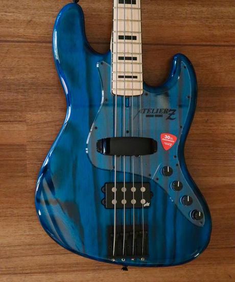 M#245 J-H A-CUSTOM TP-BLUE/M MH BURNER
