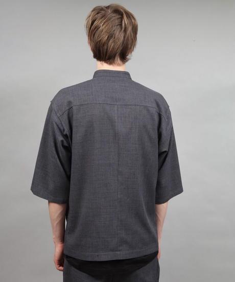 riders short sleeves/GRAY