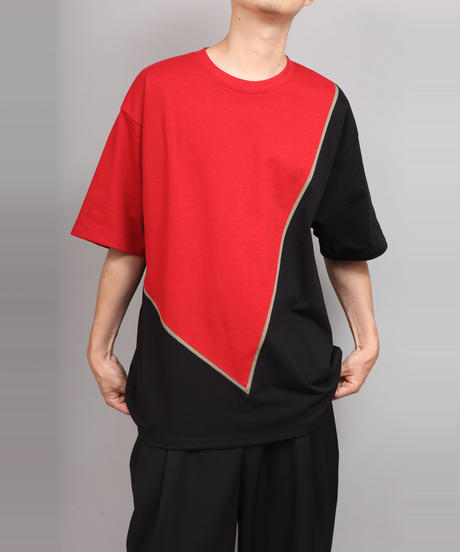 GRAPHICAL T-SHIRT/RED