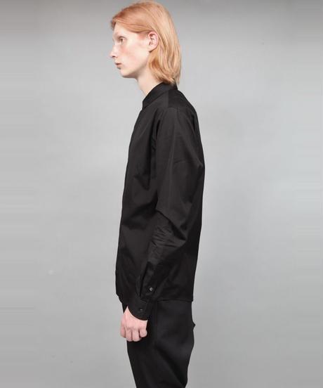 SHORT-POINT SHIRT/BLACK