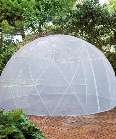 ガーデンイグルー用 防虫ネットカバー