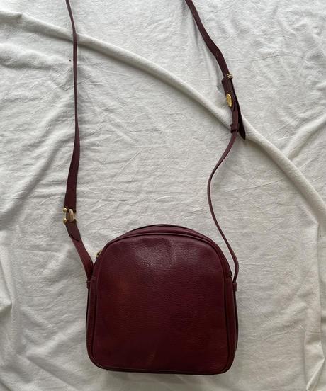 Cartier/vintage mustline tassel design shoulder bag.  (3)