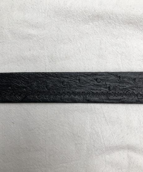 CELINE/ vintage horse motif  belt.